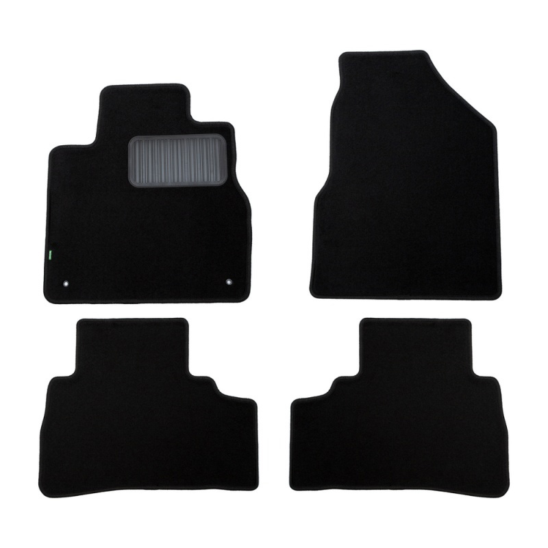 Mats in salon Klever Standard For NISSAN Murano AUTOMATIC TRANSMISSION 2008-2016, внед... 4 PCs (textile) tcrt5000 reflective infrared sensor photoelectric switches 10 pcs