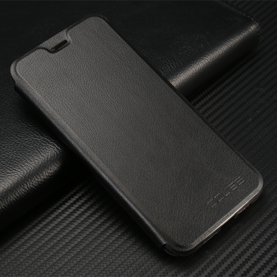 umi plus case luxury pu leather cases and covers plus E flip case with stand function back cover original design ...