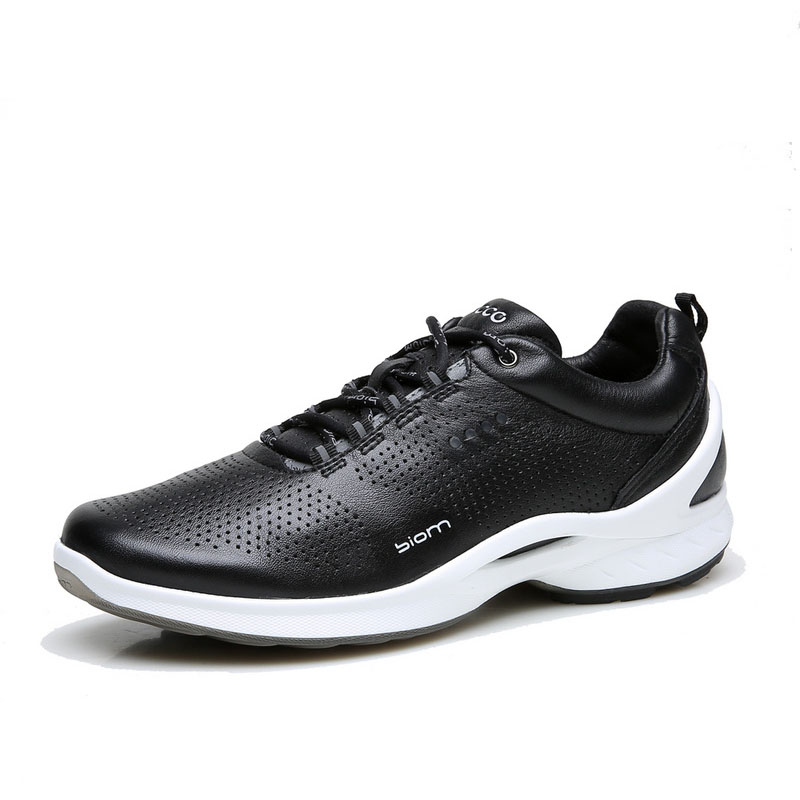 Fashion Casual Shoes Men Lace-Up Breathable Shoes Wear Comfort Sneakers White Footwear Male Outdoor Walking Shoes 59222