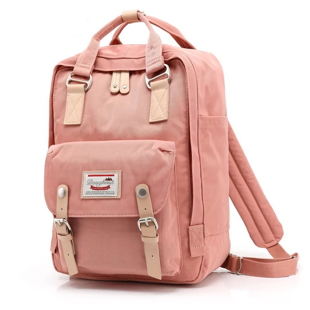 Students Fashion Backpack Bag - Classic Travel Backpack School Bags 3