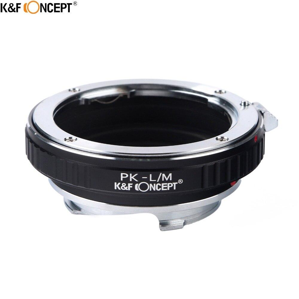 K&F Müzakirə PK-L / M Kamera Lens Adapter Ring üçün Leica M Lens - Kamera və foto - Fotoqrafiya 1