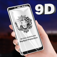 9D Tempered Glass For Xiaomi Redmi 6A/5A/5/4X/6 Pro Screen Protector