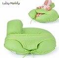 Bebê Travesseiro De Enfermagem Amamentação Versatilidade Aprender A Sentar Travesseiro Travesseiros Almofada Multifuncional Amamentação de Algodão Bonito