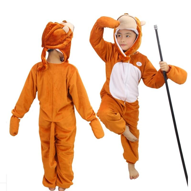 monkey costume cosplay for kids halloween costumes clothing for children kids girls boyschina - Halloween Monkey Costumes