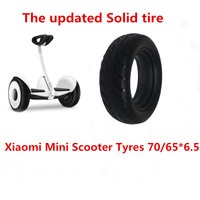 Xiaomi Mini Scooter neumáticos 70/65-6 5 Tubeless neumáticos de la rueda del neumático de vacío para Xiaomi Mini Pro eléctrico Scooter de equilibrio accesorio para neumáticos