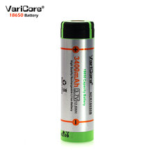 VariCore 100% nowy oryginał NCR18650B 3.7 V 3400 mAh 18650 akumulator litowy dla baterie do laptopa + darmowa wysyłka