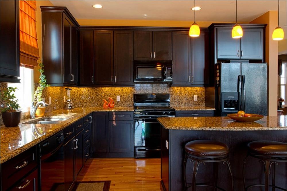 Popular Kitchen Designs Cabinets Buy Cheap Kitchen Designs Cabinets Lots From China Kitchen