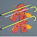 Alta Calidad Bleach Espada Bastón Espada Amarillo COS Juegan Los Apoyos de Cine Y Television Animation Espada Espadas De Esgrima