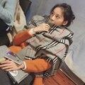 Рождественский подарок Зимний шарф кашемировый Шарф Печати пчелы Цветы шаблон женская Шарфы теплый Wrap Пашмины шарф утолщаются бандана