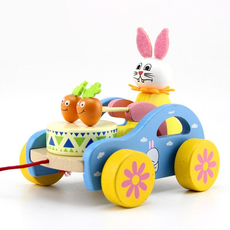 Educational-Toys Wooden Toys Noise-Maker Kids For Children Boys 3-Year-Olds