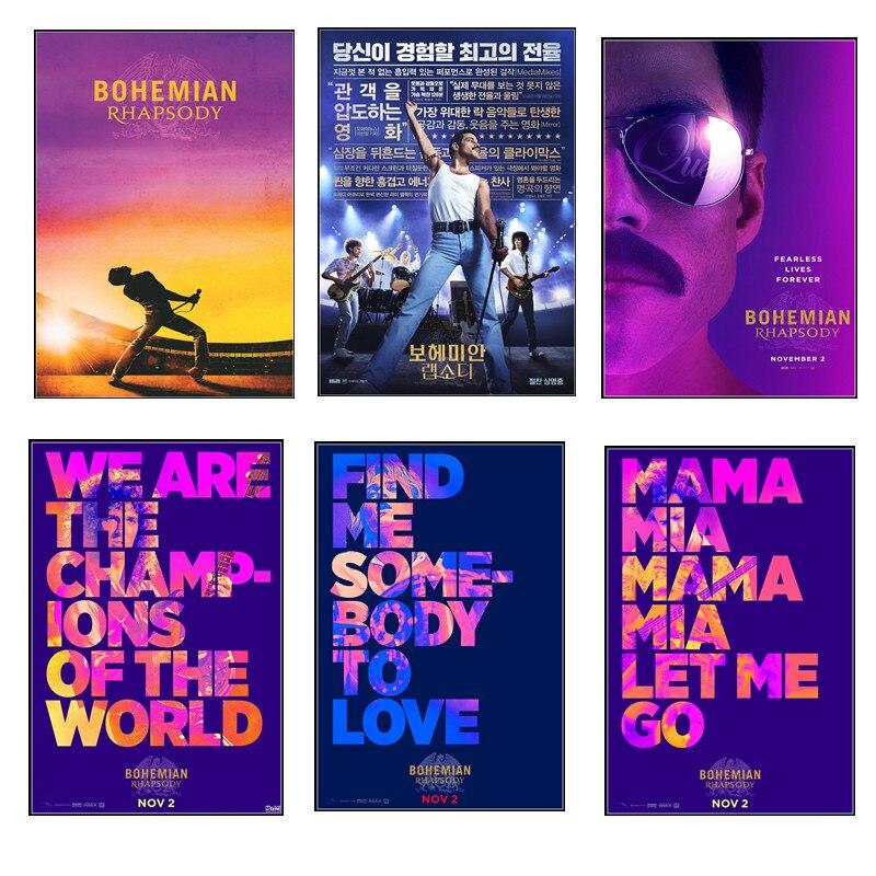 Art Rhapsody 10 Film A3 Poster Print