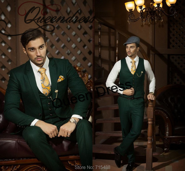 f50d9386c9 2014 Latest Style Wholesale Four Pieces Formal Modern NIght Top Brand Cheap  French China Wedding Dress Suits Coat Pants For Men
