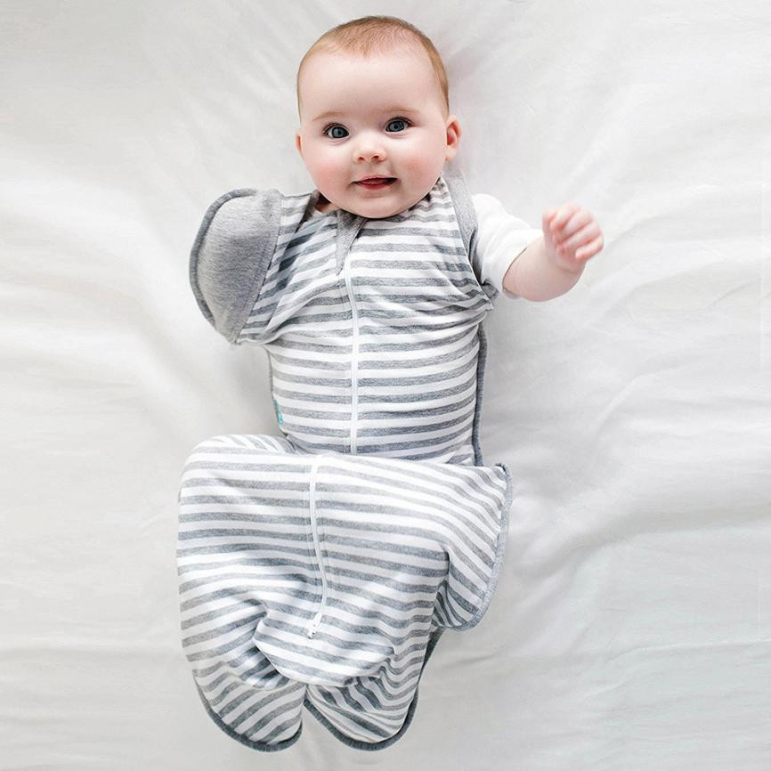 Lionbear Umschlag Für Neugeborene 3-6 Monate Kokon Baby Schlafsack 100% Baumwolle Drucken Schlafsack Mutterschaft Für Die Baby Neugeborenen Nachtwäsche & Nachthemden