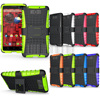 Mix Color Dual Layer TPU+PC Hybird Impact Armor Shockproof Kicstand Cover Case For Motorola Droid Ultra/Maxx XT1080m