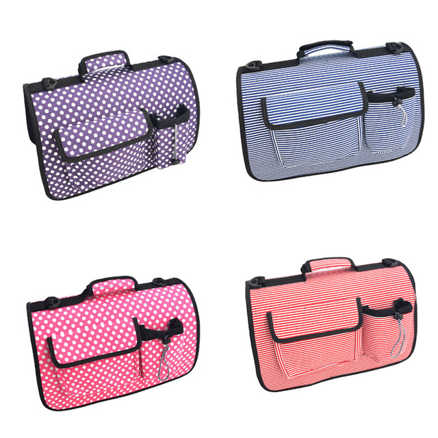 Portable Canvas Pet Carrier Bag Package Puppy Travel Shoulder Handbag For Small