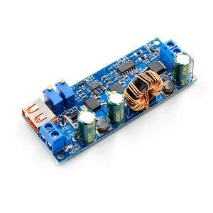 Image 3 - DC DC 2V 24V to 3V 30V 80W USB Step UP Power Supply Module Adjustable Boost Voltage Converter 4A