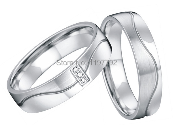 tailor made  2014  best white silver color health titanium fashion jewelry wedding rings for couples women and mentailor made  2014  best white silver color health titanium fashion jewelry wedding rings for couples women and men