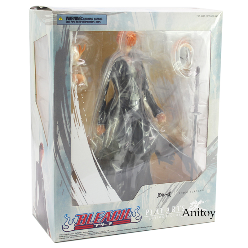 Bleach Ichigo Toy in Box