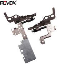 купить New Laptop Hinge For Dell 15-7000 7535 7537 with touch Screen Notebook LCD Left + right Hinges Replacement Repair по цене 500.21 рублей