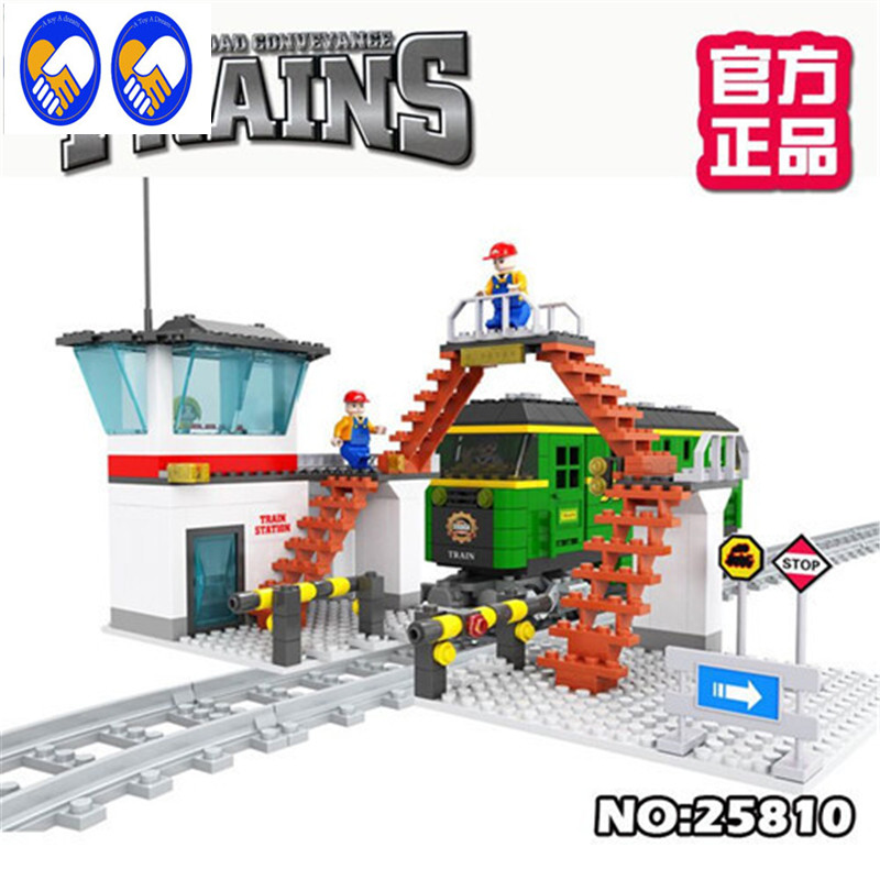 A Toy A Dream Ausini 25810 building block set transportation train 013 3D Construction Brick Educational Hobbies Toys for Kids bulin camping stove gas stove outdoor cooking burner bl100 t4