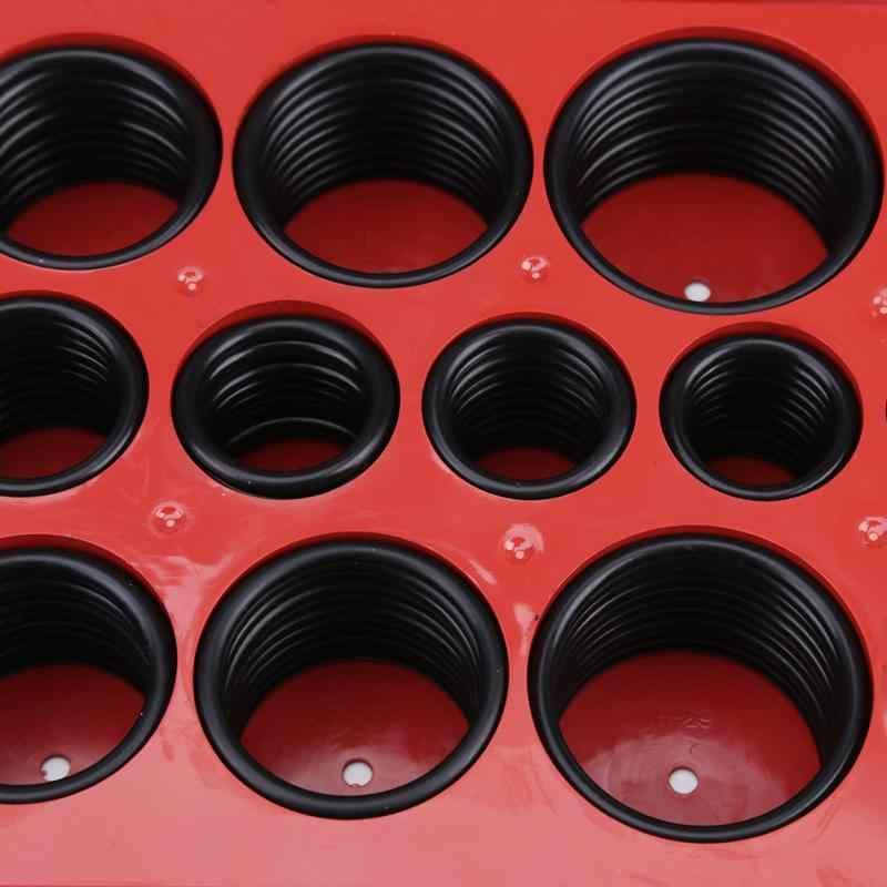 419 sztuk guma O zestaw ringów uszczelka uniwersalna guma O pierścień zestaw R01-R32