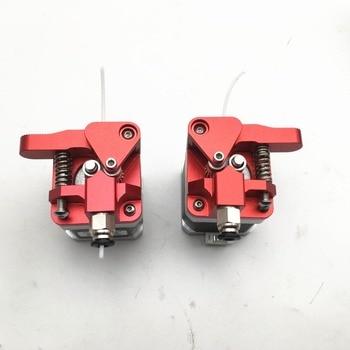 CR-10/CR-10S/Tornado 3D printer upgrade aluminum dual gear left/right hand dual extruder upgrade kit Btech Dual drive extruder