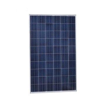 Panel Solar 1500w 1.5KW Solar base del bateador 250 w 20v 6 uds sistema de energía Solar barco caravana coche Camping Rv red yate techo