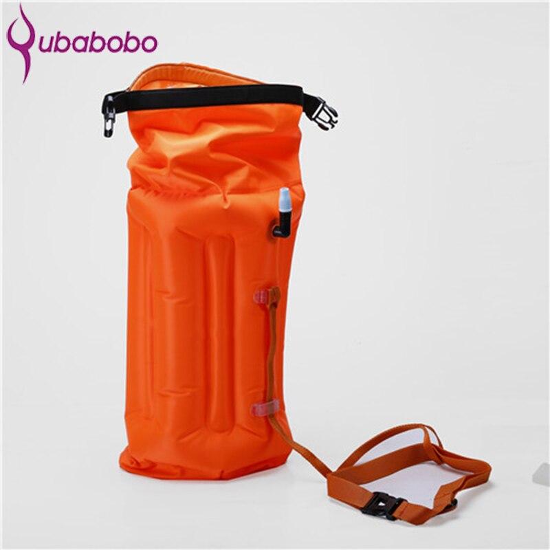 QUBABOBO Swim Buoy PVC материалы 20L жүзу көтеру - Спорттық сөмкелер - фото 3