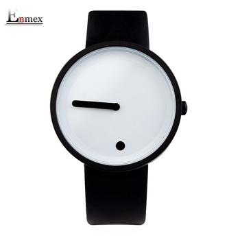 Creative design Dot and Line simple stylish fashion watch for men and women