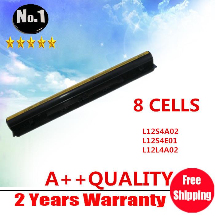 Prix pour Nouveau gros 8 cellules batterie ordinateur portable pour deaPad G400s G405s G410S S410p G500s G505S série L12S4E01 L12L4A02 livraison gratuite