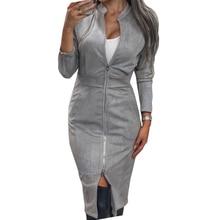 Vestido Midi Femme Comprida