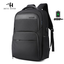 10ed55dee9ad 2018 Brand Business Laptop Backpack Men Bolsa Mochila for 15.6 Inch Notebook  Computer Rucksack School Bag