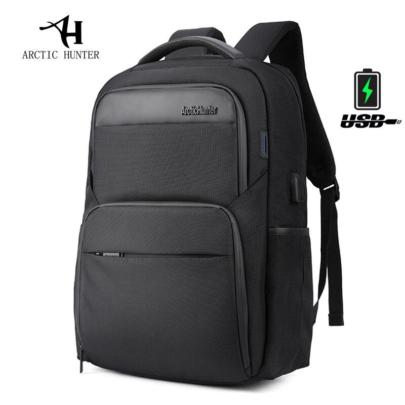 Brand Business Laptop Backpack Men Bolsa Mochila For 15.6 Inch Notebook Computer Rucksack School Bag Backpack For Teenagers