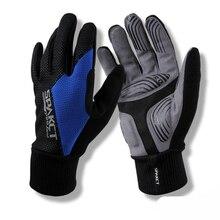 SPAKCT New Cycling Gloves Men s Gloves Full Finger Gloves Sharp Autumn Winter Fishnet Gloves For