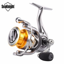 SeaKnight RAPID Sea Saltwater Spinning Reel Carbon Fiber Drag System 6.2:1 4.7:1 11BB Anti-corrosion Fishing Reel Max Drag 15kg