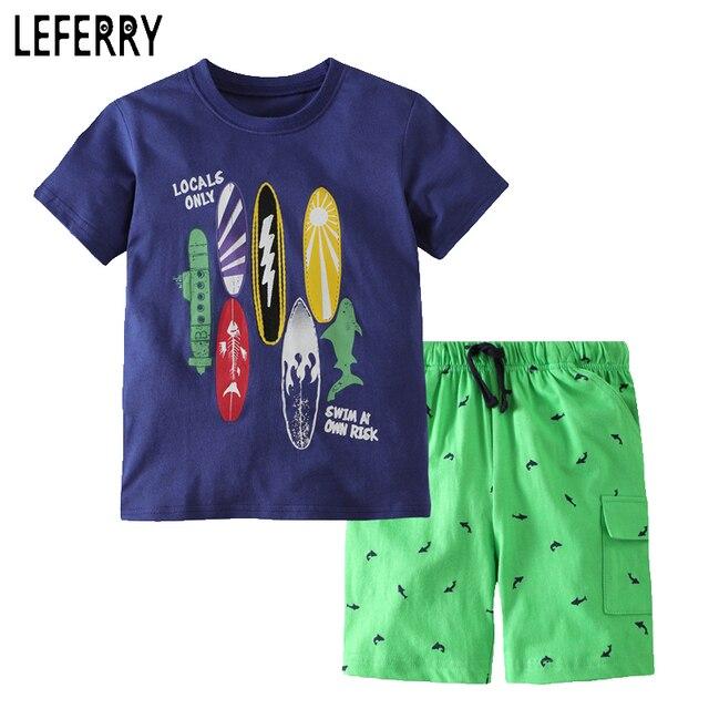Conjunto de ropa de niño de bebé ropa para niño 5