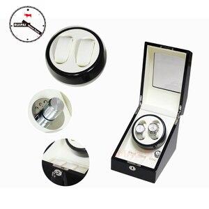 Image 3 - Wp23 5 режимов Автоматическая обмотка деревянные часы Winder