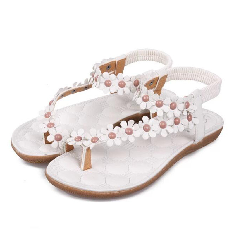 b43bc76e2 Cuculus Women Sandals Summer Style Bling Bowtie Fashion Peep Toe Jelly  Shoes Sandal Flat Shoes Woman ...