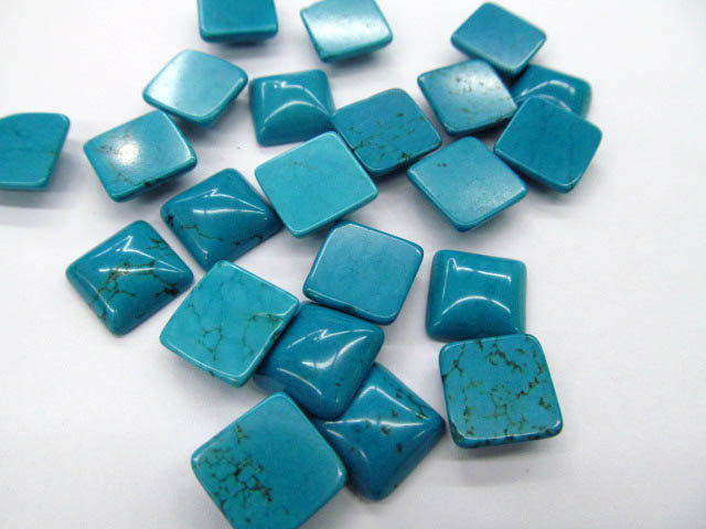 wholesale bulk 8x8mm 100pcs cabochons turquoise square blue green jewelry beads wholesale bulk 20mm 100pcs handmade round clay