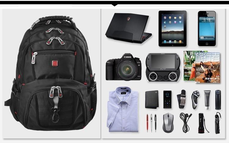 MAGIC UNION Oxford Men Laptop Backpack Mochila Masculina 15 Inch Man's Backpacks Men's Luggage & Travel bags Wholesale 4