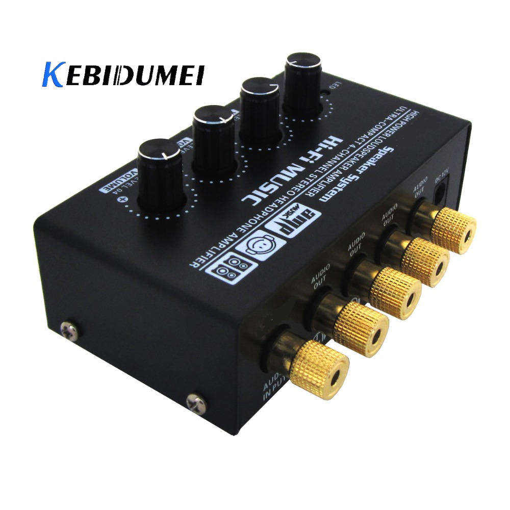 Oldbuffalo 6n5p 6as7ga Tube Amplifier Hifi Exquis Parallel Amp Schematic Table 1 Parts List 12au7 Irf612 Headphone Qty Label New A908 In 4 Audio Signal Channel Stereo Microphone Preamp For