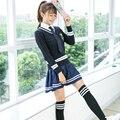 Coreia do Instituto de vento uniformes do ensino médio meninos e meninas camisola serviço de classe terno Inglaterra outono e inverno coral servic