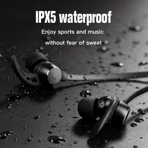 Image 5 - HOCO Wireless Headphones Waterproof Bluetooth Earphone Sport Bass Earbuds Stereo Earbuts with MIC for iPhone Xs Xiaomi 8 Phone