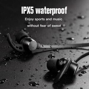Image 5 - 高速オンチップ · オシレータワイヤレスヘッドフォン防水のbluetoothイヤホンスポーツ低音イヤフォンiphone用マイクとステレオearbuts xs xiaomi 8電話