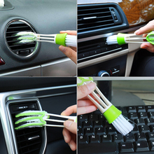 Universal Car Styling Tool Cleaning Brush Dust Removal Keydoard Cleaner Accessories For VW For BMW For AUDI For POLO For FORD