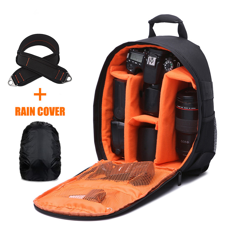 CADeN Camera Bags Backpack Sling Shoulder Water resistant ...