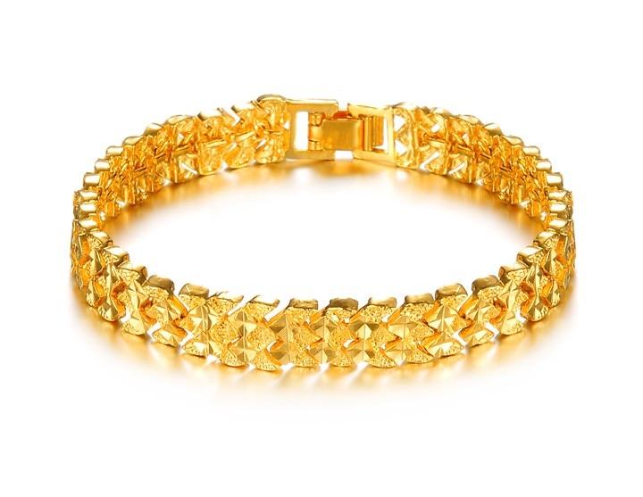 Fashion accessories popular big 2013 bracelet 18k gold women's bracelet n380