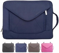 Mosiso Envelope Multi Use Canvas Fabric Carrying Shoulder Bag Briefcase For MacBook Air Pro Pad Pro