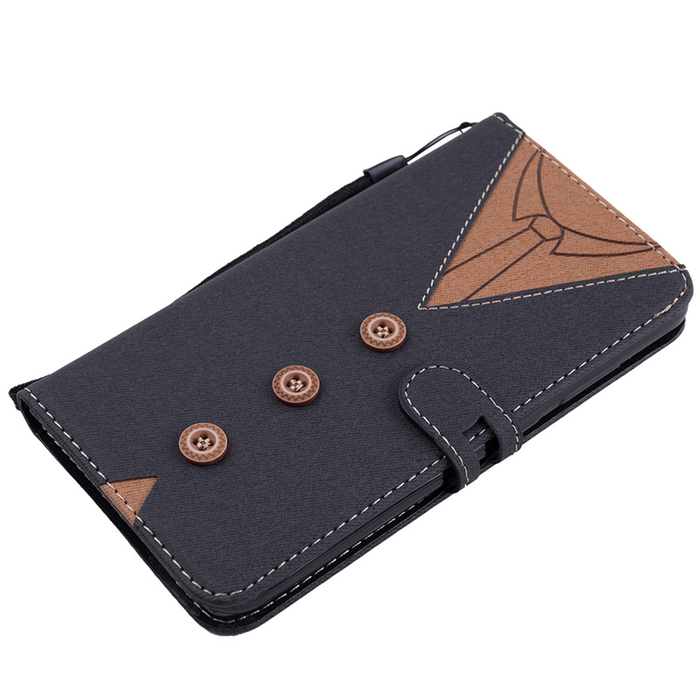 Xiaomi Redmi 5 Plus Case Redmi 5A cover Canvas Leather Flip Phone Case Xiaomi Redmi 5 Redmi Note 5A Redmi Note 4X Redmi 3S Cases With lanyard6