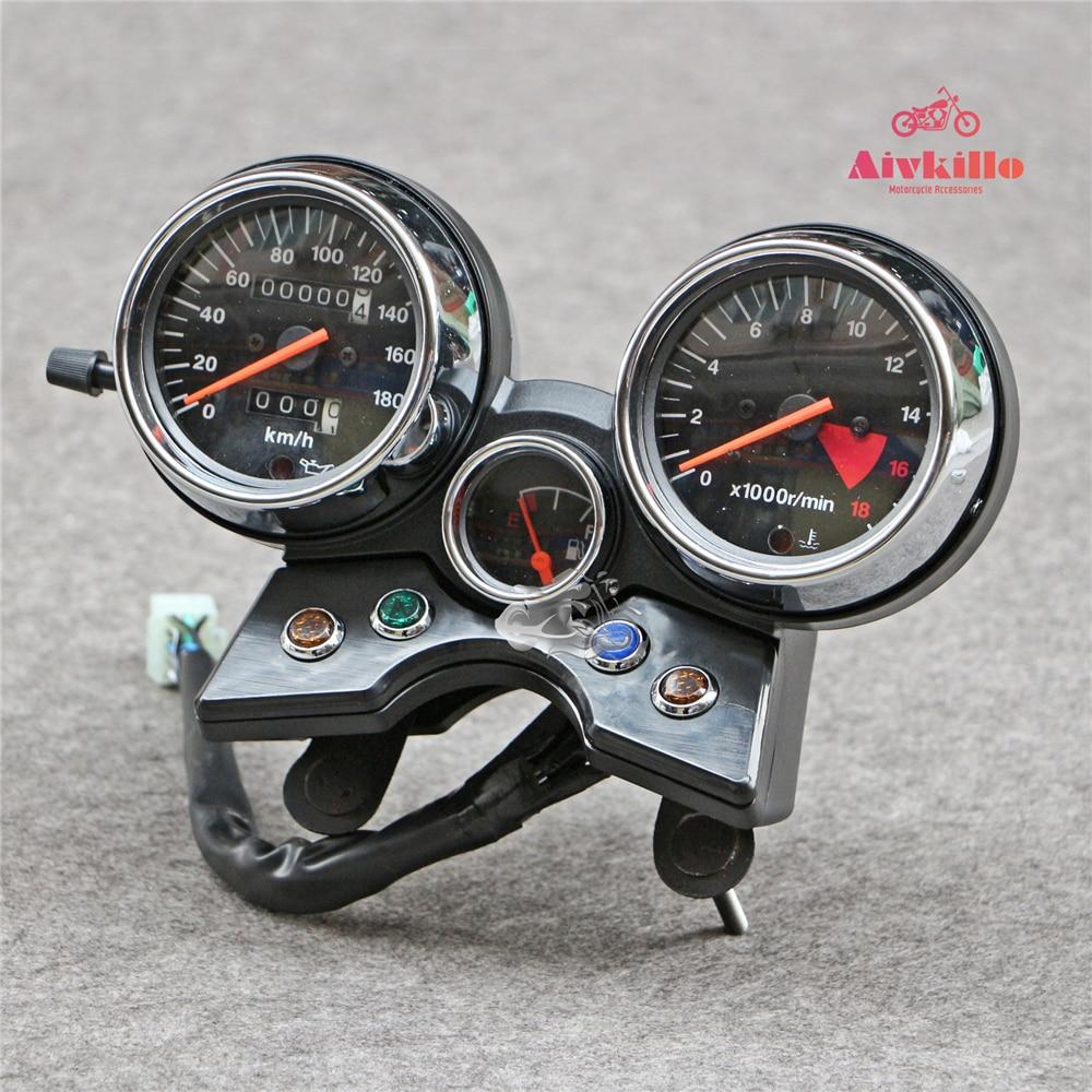 Speedometer Instrument Gauge For Suzuki GSF250 400 750 1000 Bandit GJ77A 77A New